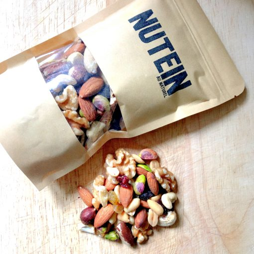 Nutein Mixed Nuts and Fruits