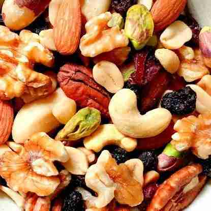 Nuts with fruits for a sweet kick Nutein