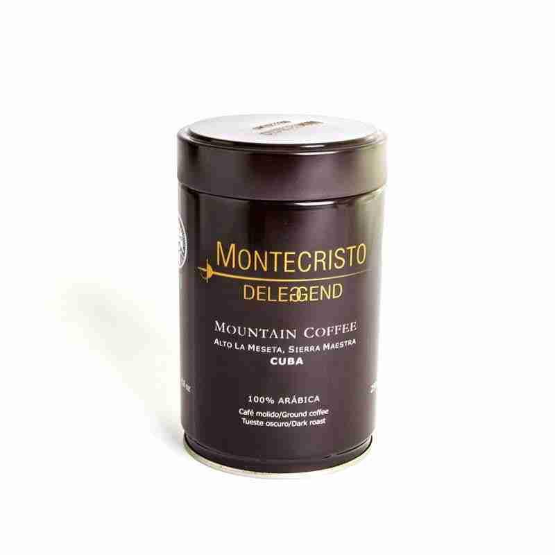 Montecristo Ground Coffee